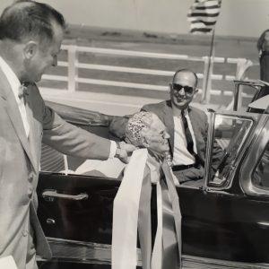 Honorary Car Ride