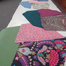Living History Demo: Quilting