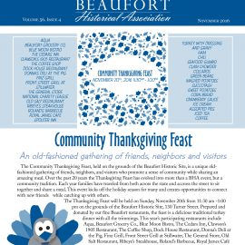 November Newsletter: Read it early, here!