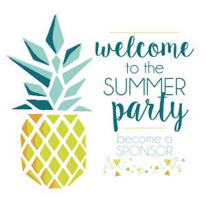 Summer Party Sponsor