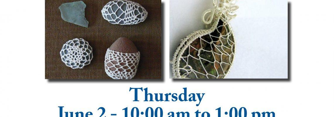Knotless Knitting Workshop Next Week