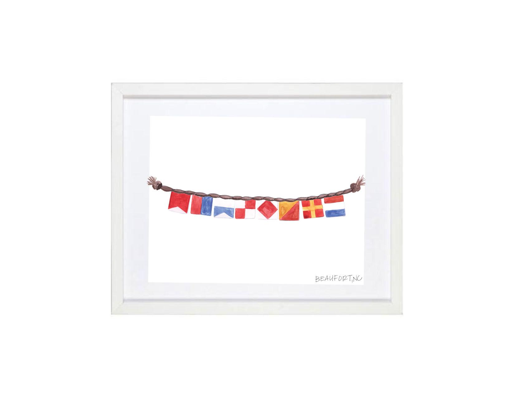 beaufort-flags-8x10-framed