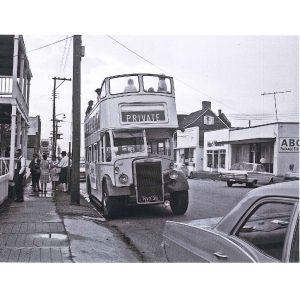 BHA Bus Photo