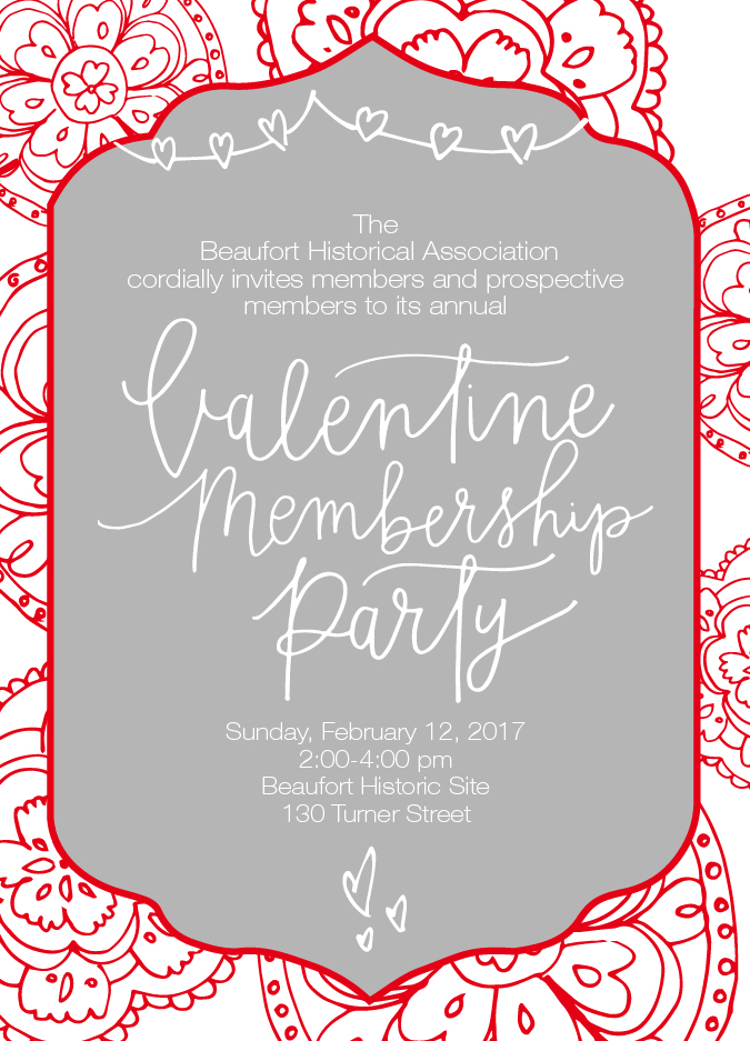 Valentine Membership Party