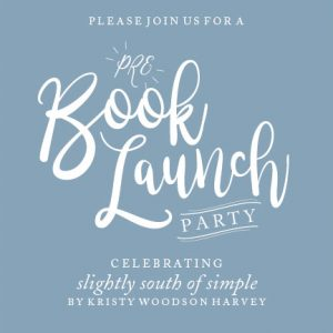 Book Launch Party Ticket