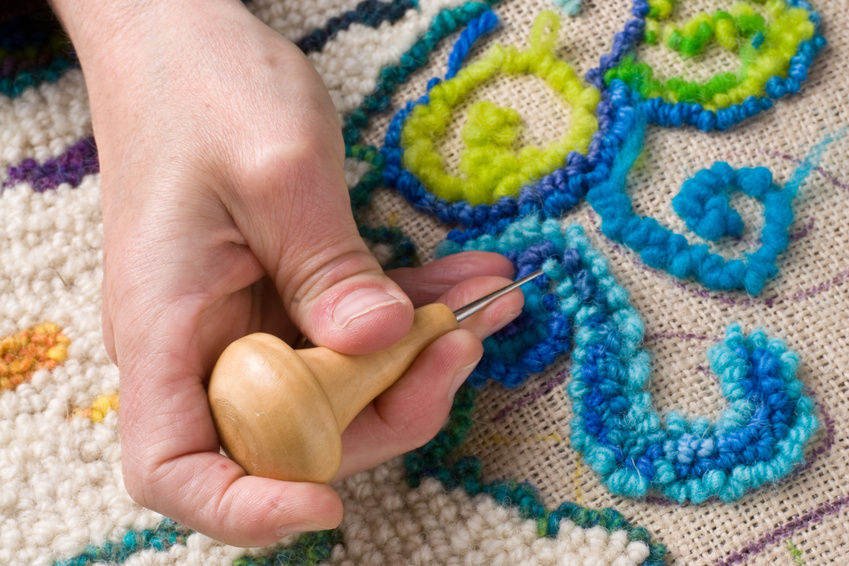 Rug-Hooking Workshop