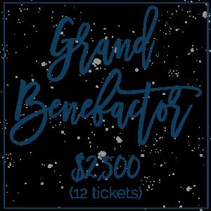 Grand Benefactor Sponsorship