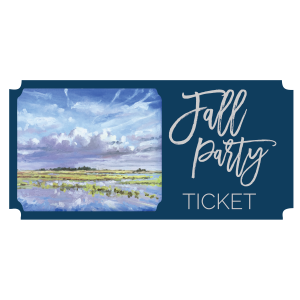 Fall Party Ticket