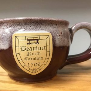 Beaufort NC 1709 Mug – Red