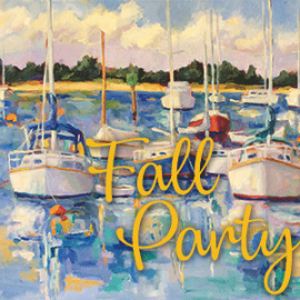 Fall Fundraising Party
