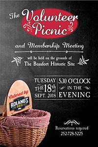 Volunteer Picnic & Membership Meeting