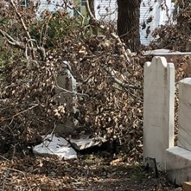Old Burying Ground Closed