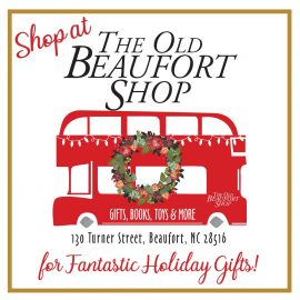 Shop at the Old Beaufort Shop