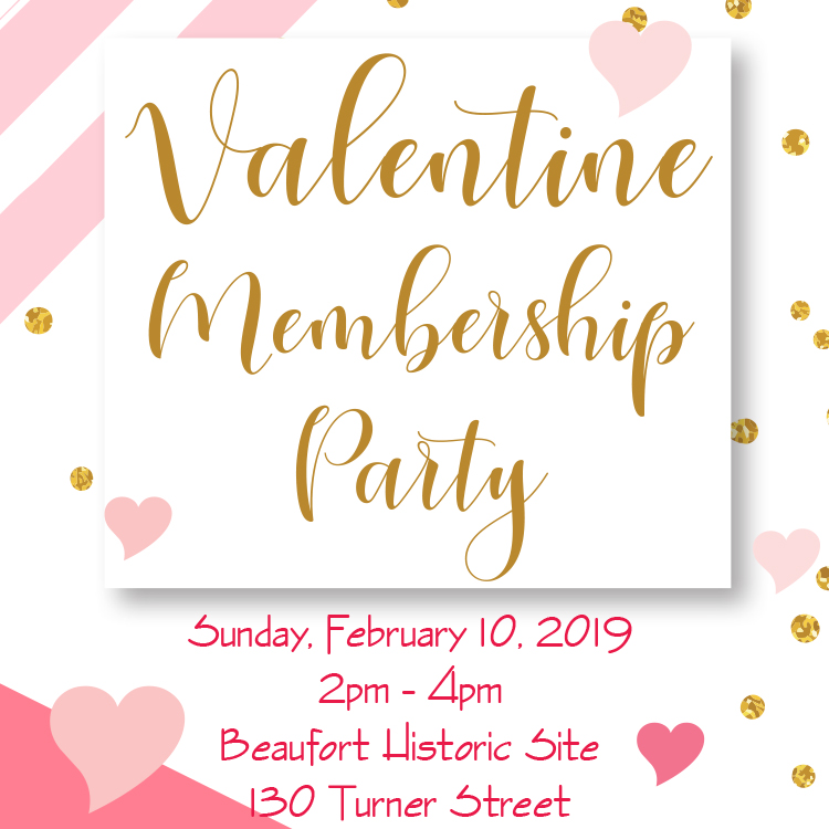 Valentine Membership Party