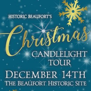 Christmas Candlelight Tour Tickets