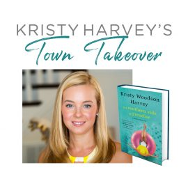 Kristy Harvey's Town Takeover – Saturday, June 1
