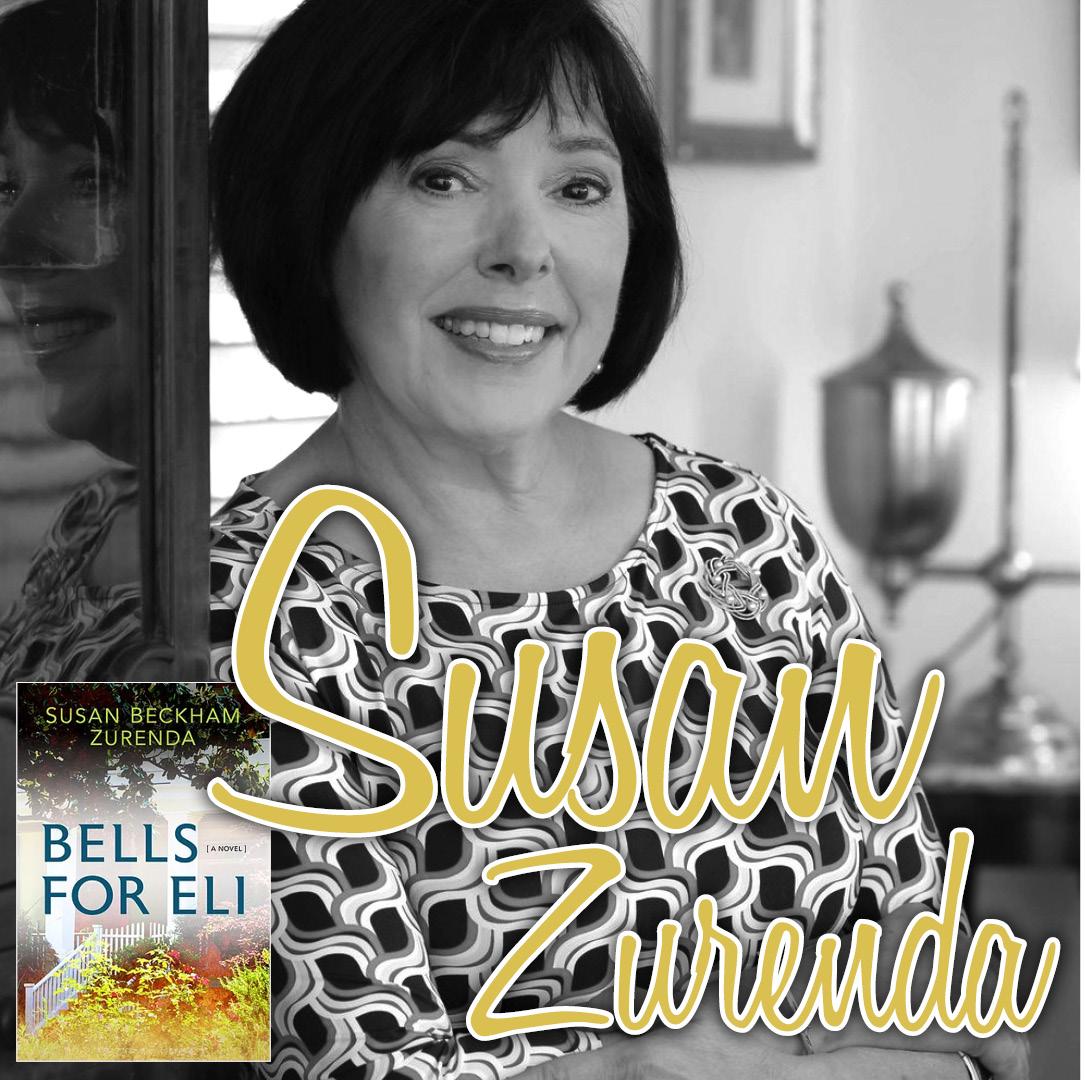 Susan Zurenda Lunch and Learn