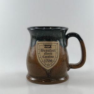 brown beaufort mug