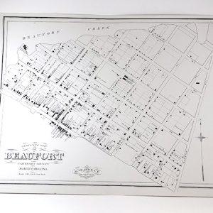 Beaufort Map