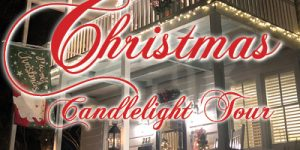 2020 Christmas Candlelight Tour