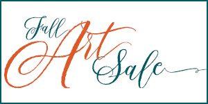 Fall Art Sale Sponsorships