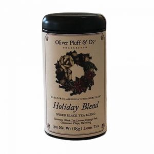 Oliver Pluff & Co. Holiday Blend Tea