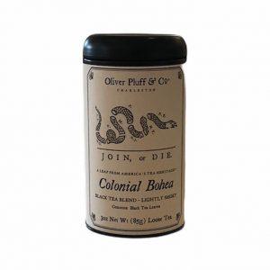 Oliver Pluff & Co. Colonial Bohea Tea