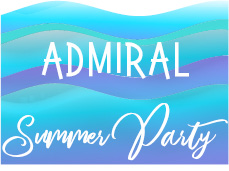 2021 Summer Party Sponsor – ADMIRAL