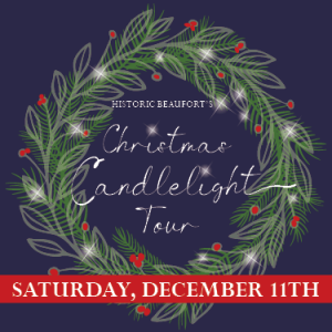 2021 Christmas Candlelight Tour (Dec. 11th 5-8pm)