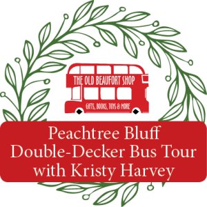 Peachtree Bluff Double-Decker Bus Tour-Friday